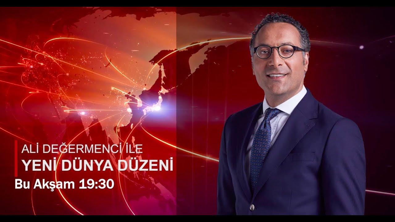 ekotürk tv ali değirmenci ile yeni dünya düzeni