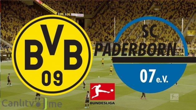 Paderborn - Borussia Dortmund Maçı Saat Kaçta Hangi Kanalda Yayınlanacak? Canlı Maç İzle!