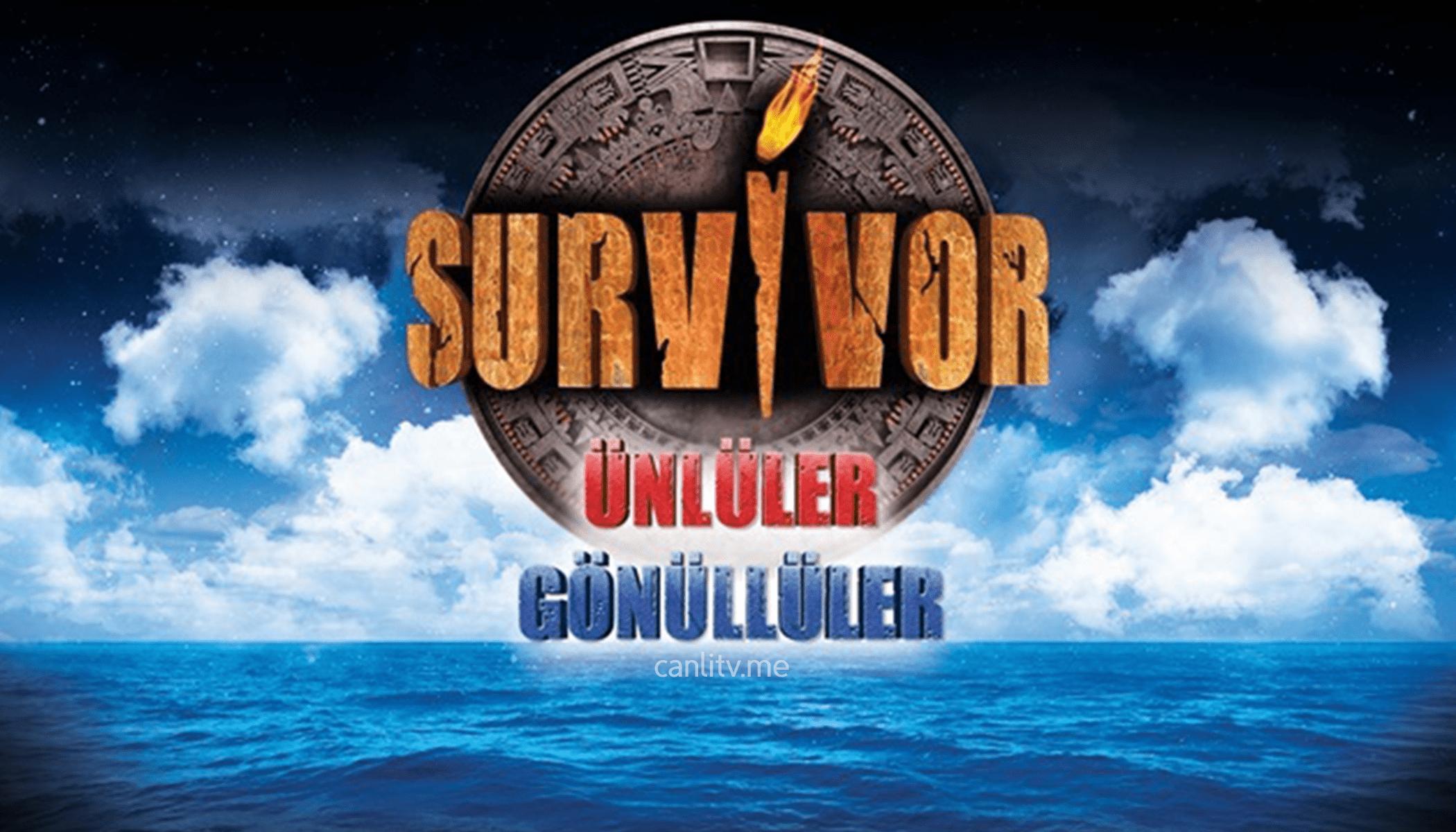 Survivor Canlı Yayın