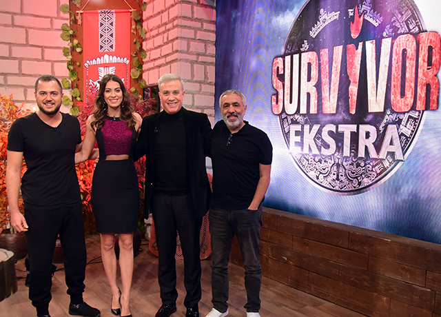 tv 8,5 survivor ekstra